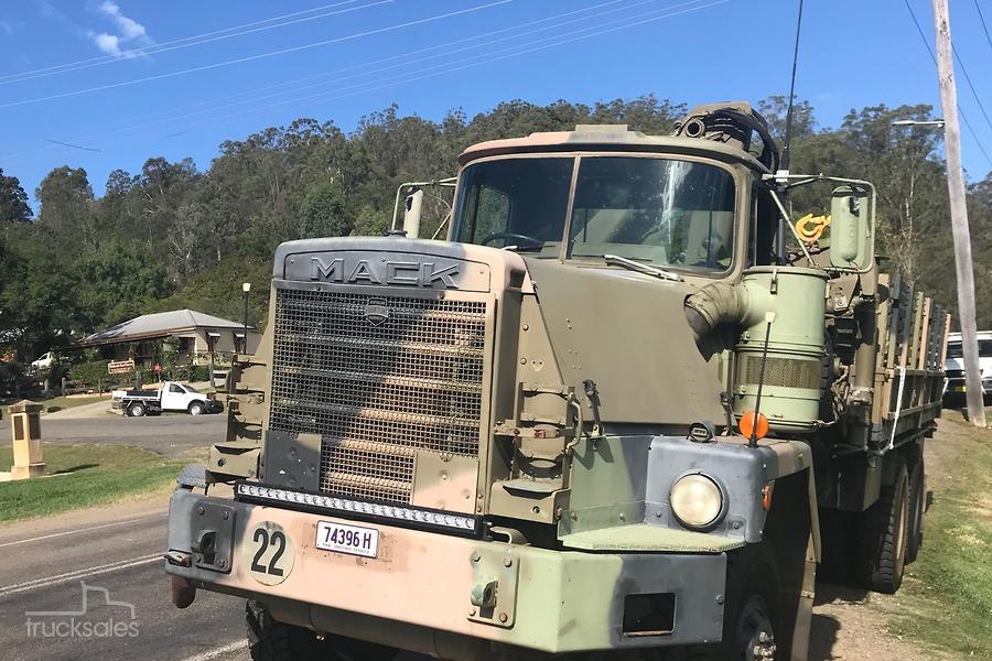1982 Mack R 6X6-SSE-AD-5519472 - trucksales com au