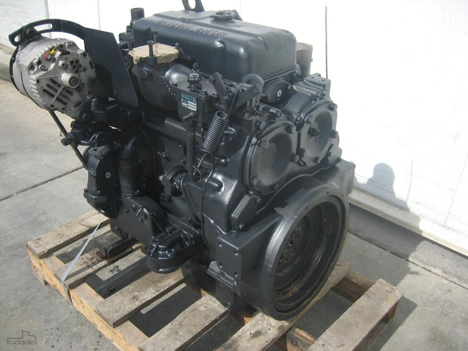 DETROIT GM 353-OAG-AD-320944 - trucksales com au