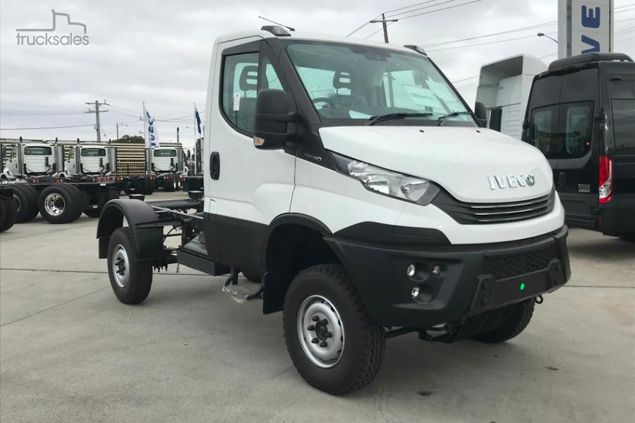 2019 Iveco Daily 55S18W 4x4 Single Cab-OAG-AD-16462588