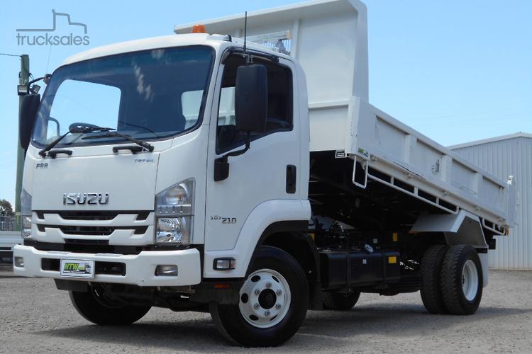 2016 Hino Fc 500 Series 1022 Factory Tipper Trucksales Com Au