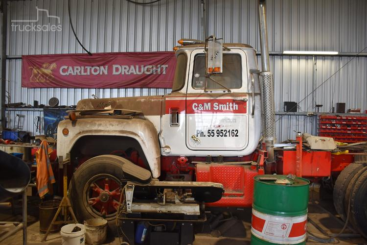 1979 Mack R Trucksales Com Au