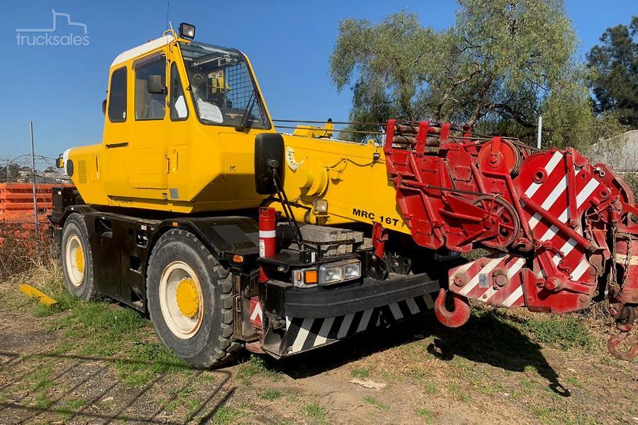 1996 Kobelco RK160-2-OAG-AD-17008332 - trucksales com au