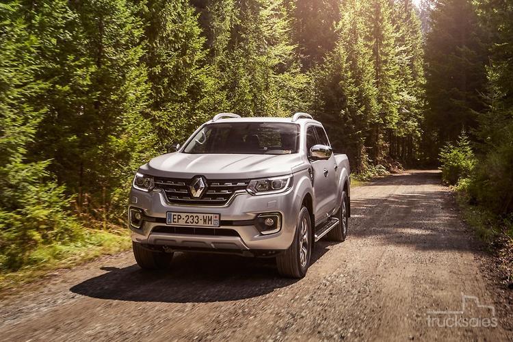 2018 renault alaskan. Perfect 2018 Open Gallery Loading On 2018 Renault Alaskan