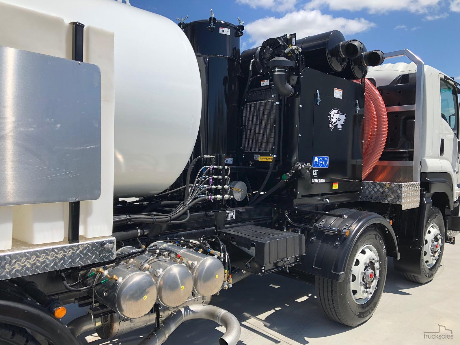 2018 Isuzu FYH2000-SSE-AD-4963412 - trucksales com au