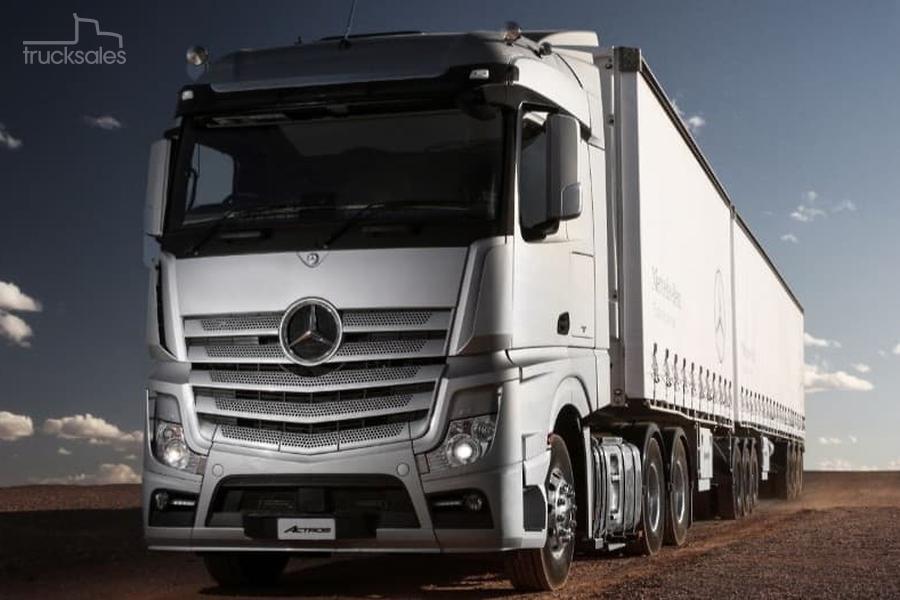 2019 Mercedes-Benz Actros 2663LS -SHRM-AD-511971