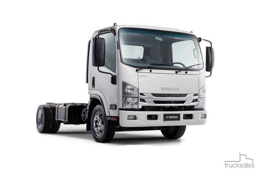 2019 Isuzu N Series NPR 200/275 -SHRM-AD-510554 - trucksales com au